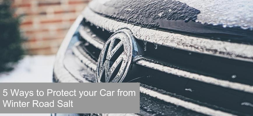 5 Ways to Protect Your Car From Winter Road Salt
