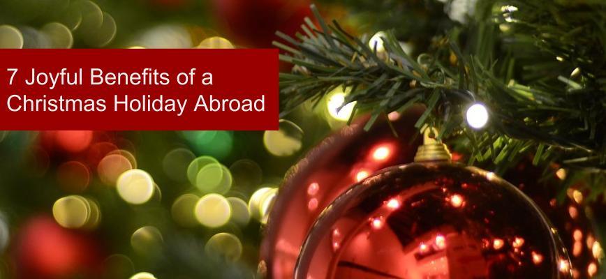 7 Joyful Benefits of a Christmas Holiday banner