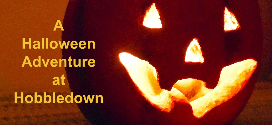 A Halloween Adventure at Hobbledown