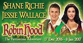 Christmas in Southampton - Robin Hood