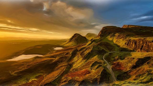 commissioning art - a landscape