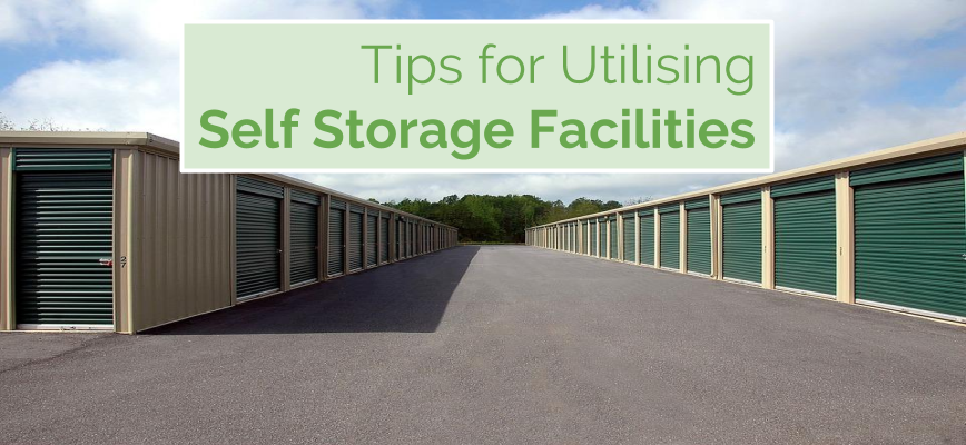 tips-for-utlising-self-storage-facilities