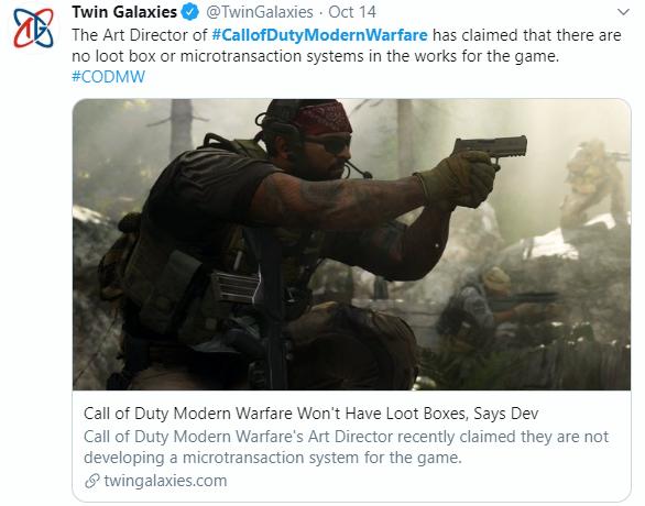 Modern warfare guying shooting screenshot what to expect